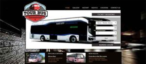 Free bus reservation system