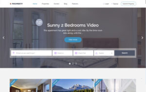 Free home rental script