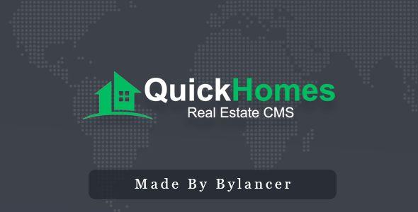 real estate script php