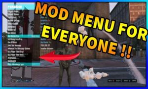 How to mod GTA 5 Online